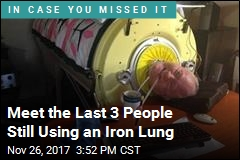Meet the Last 3 People Still Using an Iron Lung