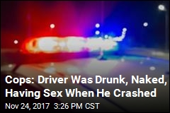 Driver Having Sex When He Crashed With Baby in Car: Cops