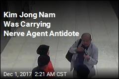 Kim Jong Nam Was Carrying Nerve Agent Antidote