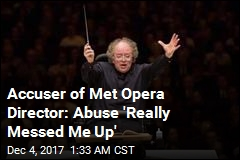 Met Opera Suspends Famed Conductor Amid Abuse Allegations