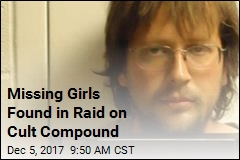 Missing Girls Found in Raid on Cult Compound