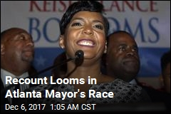 Atlanta Mayor's Race Too Close to Call