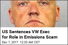 Volkswagen Exec Gets 7 Years for Emissions Scam