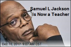 Welcome, Class: Samuel L Jackson Will Teach You