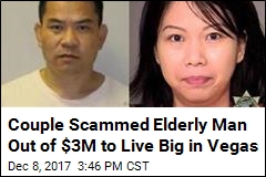 They Conned Retiree Out of $3M, Then Gambled It Away