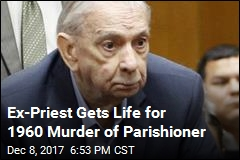 Ex-Priest Gets Life for 1960 Murder of Parishioner