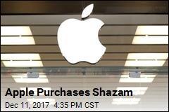 Apple Purchases Shazam