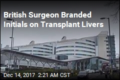 Surgeon Pleads Guilty to Branding Initials on Livers