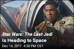 Even Astronauts Will Be Watching the New Star Wars