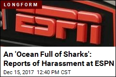An 'Ocean Full of Sharks': Reports of Harassment at ESPN