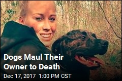 Virginia Woman Mauled to Death by Her Own Dogs
