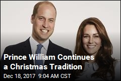Royal Christmas Card Is Out
