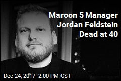 Maroon 5 Manager Jordan Feldstein Dead at 40