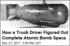 How a Truck Driver Figured Out Complete Atomic Bomb Specs