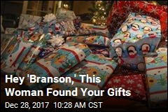 Hey 'Branson,' This Woman Found Your Gifts