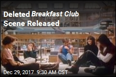 Deleted Breakfast Club Scene Released