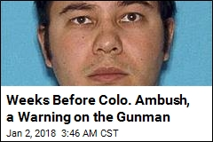 Colorado Police Were Warned About Gunman's Mental State