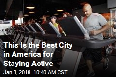 An Active Lifestyle Is Hardest in These Cities