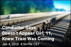 Train Hits, Kills 11-Year-Old Who Was Looking at Phone