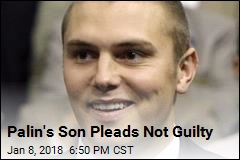 Track Palin Pleads Not Guilty