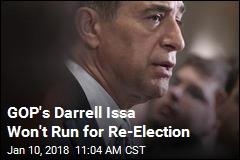 Darrell Issa Is Retiring
