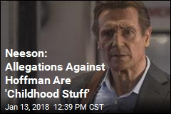 Liam Neeson: Sexual Misconduct Allegations 'Bit of a Witch Hunt'