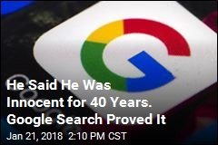 He Said He Was Innocent for 40 Years. Google Search Proved It