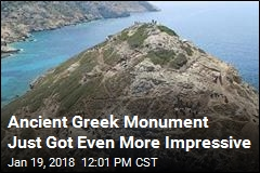 Ancient Greek Monument Just Got Even More Impressive