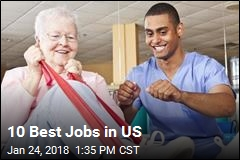 10 Best Jobs in US