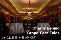 Charity Behind 'Grope-Fest' Will Be No More