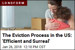 From White Collar to Without a Home: Eviction in the US