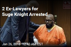 2 Suge Knight Ex-Lawyers Arrested