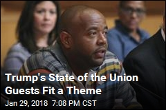 Here Are President Trump's State of the Union Guests