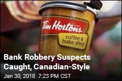 Bank Robbery Has Very Canadian Ending