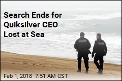 Search Ends for Quiksilver CEO Lost at Sea
