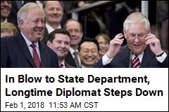 State Dept. Losing Its Last Active 'Career Ambassador'