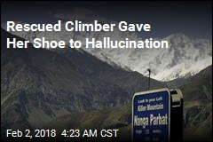 Rescued Climber Tells of 'Killer Mountain' Ordeal