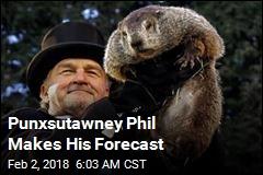 The Groundhog Speaks