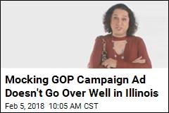GOP Campaign Ad Has Even Illinois Republicans Up in Arms