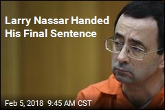 Larry Nassar Handed His Final Sentence