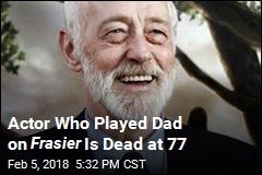 Frasier Dad John Mahoney Is Dead at 77