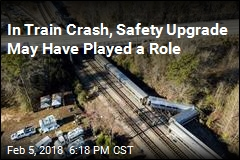 Crews Were Installing Safety System Before Train Crash