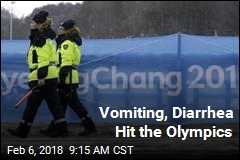 Vomiting, Diarrhea Hit the Olympics