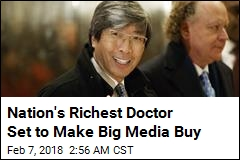 Nation's Richest Doctor Set to Buy LA Times