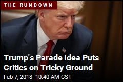 Is Trump's Parade Idea Just One 'Massive Troll'?
