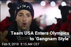 Olympics Kick Off to 'Gangnam Style'