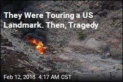 3 Dead in Grand Canyon Were British Tourists