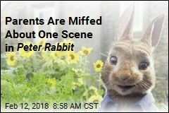 Parents Rail Against Peter Rabbit Film for Allergy Scene