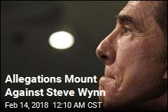 Allegations Mount Against Steve Wynn