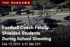Witnesses: Coach Stepped in Front of Students During School Shoooting